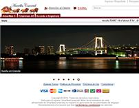 Sitio web Amarillas Comercial