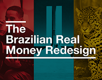 Brazilian Real Money Redesign