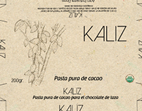Rediseño Chocolate Kaliz