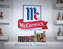 Sazonadores McCormick