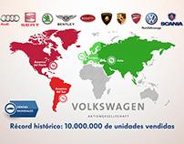 Volkswagen ANUARIO 2014
