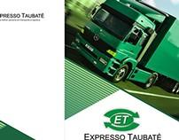 Material Gráfico / Grafic Material: Expresso Taubaté