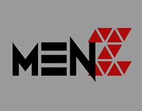 MENZ. Men's store.