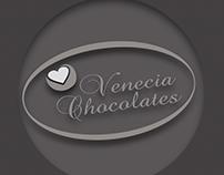 Venecia Chocolates - Publicidad