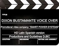 Corporate voice, video Promotional SMART POWER SYSTEMS