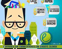 Flyer Curso Virtual entrenese.co