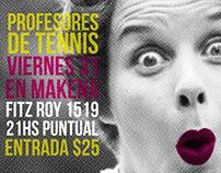 Flyers - Profesores de Tennis