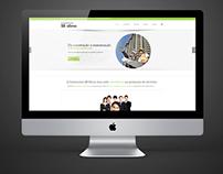 Website Construtora SB Obras