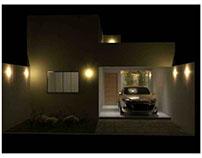 Projeto Residencial - Área: 108 m²