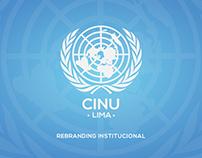 CINU Lima - Rebranding