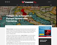 Blog TZ Viagens: Tratado de Schengen