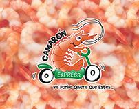 "Logotype ""Camarón Express"""