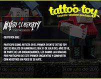 Tattoo Toy Armenia