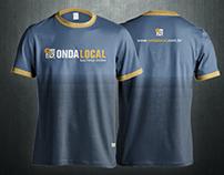 Camiseta - Onda Local