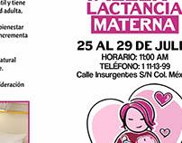 DIF - Taller de Lactancia Materna