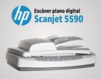 Video Promocional Escáner Hp Cliente: Andino Tecnología
