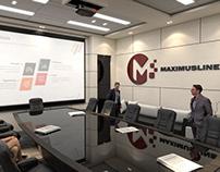 MAXIMUSLINE SALA DE REUNIONES