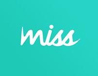 Miss Cestas - Brand Identity