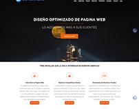 Conexnube - Nuestro Website