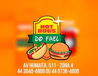 Animação - Hot Dog's do Fael