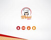 Identidad grafica de empresas de servicios catering