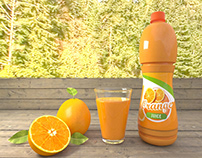 Orange Juice Presentation