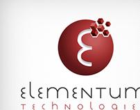 Diseño de imagen para Empresa de Tecnologia