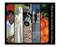 """Proyecto de título """"Flipbook: serie Santiago"""""""
