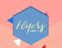 Flyers - Part 1