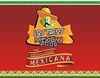 Los Tacos - Cardápio / Menu