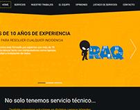 Servicios RAQ