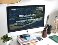 Diseño Web Adaptable - Quicktram S.A.