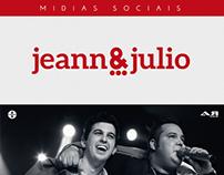 Projeto de Mïdias Sociais - Jeann e Julio
