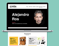 MDA - Museo del Diseño Argentino - Institucional