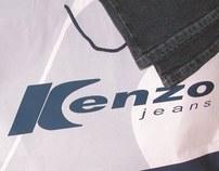 Diseño para Kenzo Jeans