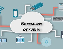 """Bumpers """"Las Nuevas Tecnologías de la PostProducción"""""""