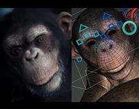 Chimpo CG animación y making of