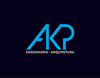 Identidade Visual | AKP Engenharia e Arquitetura