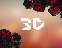 Conceptualización de proyectos especiales / 3D / BTL