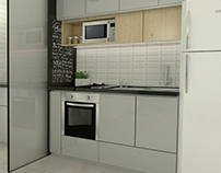 Interiores | Projeto Cozinha Daniel Rebello