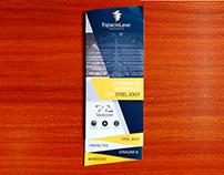 Impresión - Brochure EspacioLeve Ingeniería