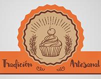 Tradición Artesanal - Logo, tarjetas, packaging.