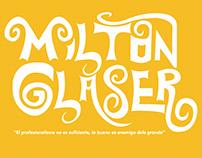 Logo Milton Glaser