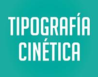 Tipografia Cinética