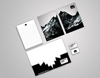 blackmount group LOGO & STATIONERY
