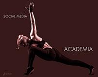 Social Media - Academia de Ginástica