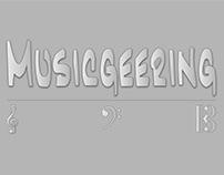 Musicgeering, Leonardo J Laya G (Animated Logo Design)