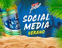 Victoria Frost Verano / Social Media