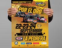 Copa De Oro Poster