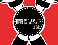 Poster Diablos Danzantes de Yare